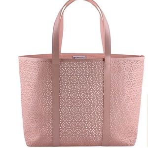 Ulta Pureology Perforated Laser Tote Bag Purse